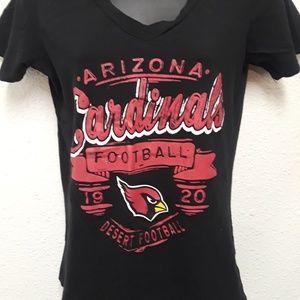 NFL Arizona Cardinal's Women's Top